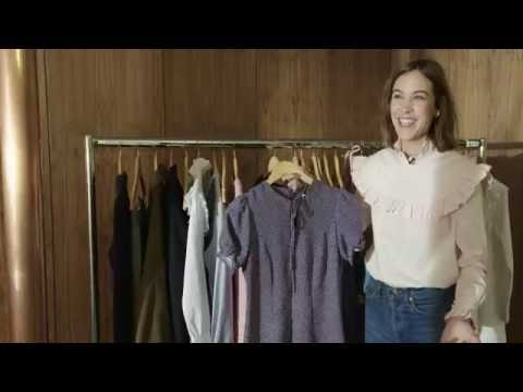 MARKS & SPENCER - Archive By Alexa Chung   Exclusive Clothing Collection   M&S