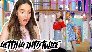 TWICE 트와이스 Dance The Night Away @ Show Music Core [REACTION VIDEO]