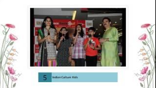 Best Indian Culture Kids