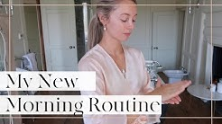 MY NEW MORNING ROUTINE // Moving Vlogs Episode 18 // Fashion Mumblr AD