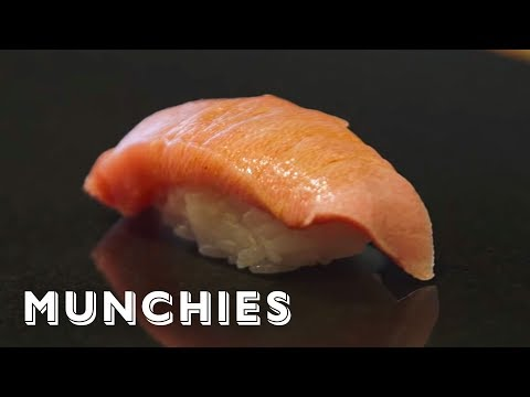 The Best Omakase in Greenwich Village: Sushi Chef with Daisuke Nakazawa