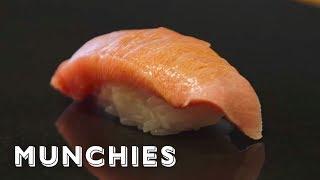 The Best Omakase in Greenwich Village: Sushi Chef with Daisuke Nakazawa
