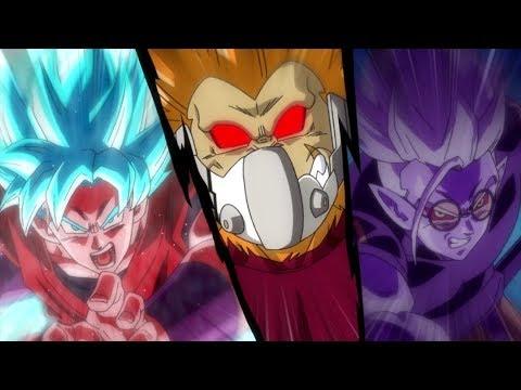 【SDBH公式】ユニバースミッション4弾_スペシャルムービー【スーパードラゴンボールヒーローズ】