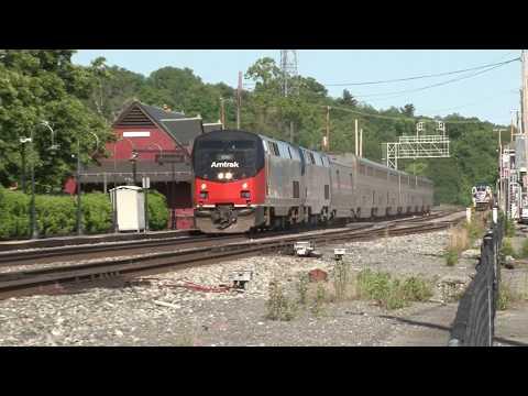 Introduction to AR26 Maryland: CSX Metropolitan Sub & Amtrak Northeast Corridor
