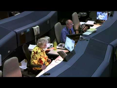 Elton John Wake Up Song and Greeting for STS-135