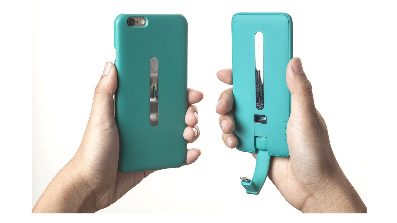 new arrival 29087 f4917 Lepow PIE iPhone 6 3000mAh MFI Apple Certified Battery Case