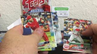 2018 Topps Series 2 Baseball Hobby Box for Charlie