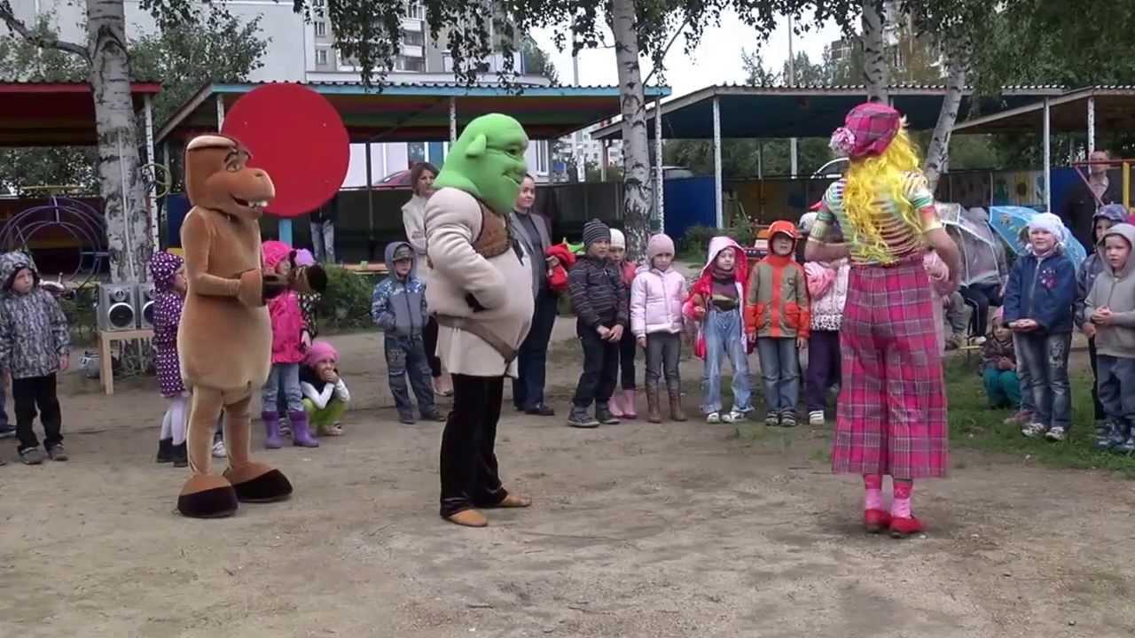 Аниматоры для детей Улица Жужа где провести шикарный детский праздник