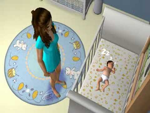 Sims  Baby Clothes Mod The Sims
