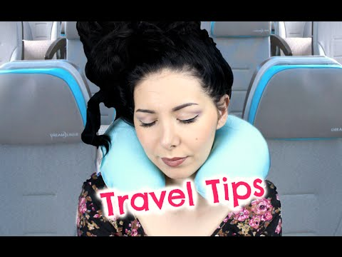 TRAVEL TIPS ❤ LONG FLIGHT GUIDE ^^