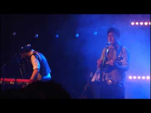 Mumford & Sons : The Banjolin Song : Brighton Corn Exchange 12 March 2010