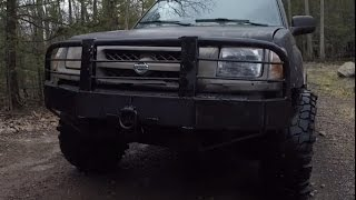 How to build a heavy duty bumper