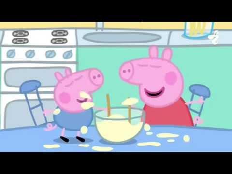 PEPPA PIG. Cūciņa pepa. (LV) Latviešu valodā.