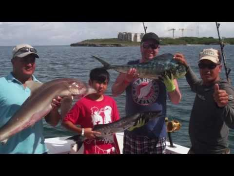 AIR & VAL CUBA 2015  DEEP SEA FISHING