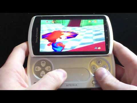 Mupen64Plus OUYA (Nintendo 64 Emulator) by Paul Lamb