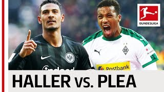 Sebastien Haller vs. Alassane Plea - French Strikers Go Head-to-Head