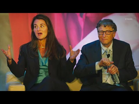 Bill and Melinda Gates announce they're divorcing