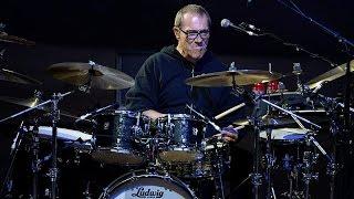 Vinnie Colaiuta. Drum solos with Herbie Hancock