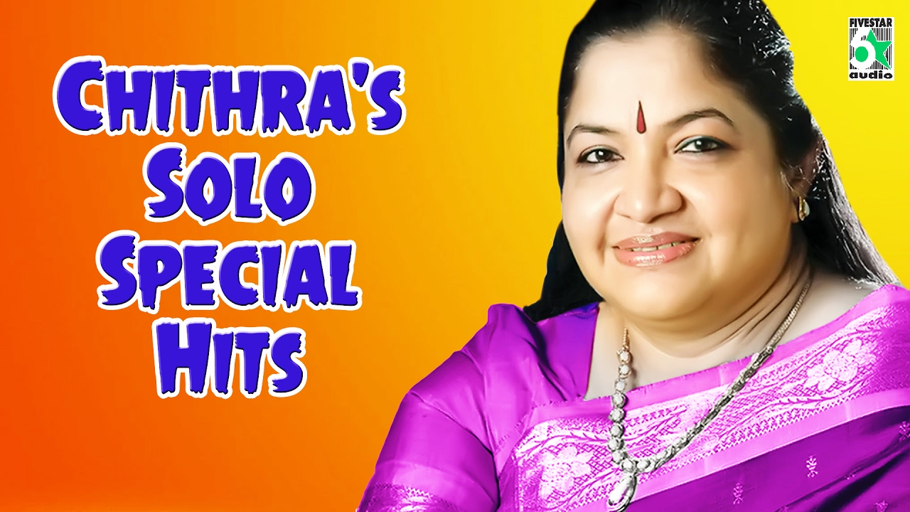 K. S. Chitra hit songs (solo) k. S. Chithra download or listen.