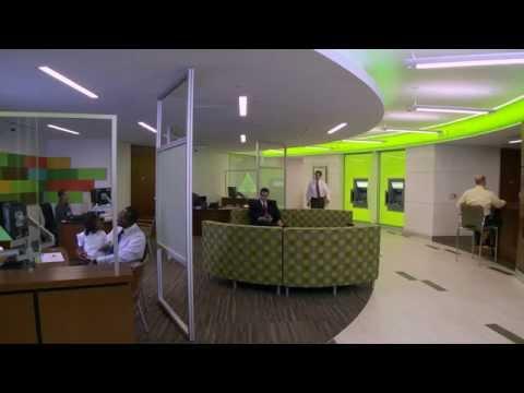 Regions Bank Debuts New Concept Branch Model