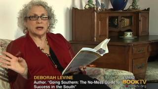 "C-SPAN Cities Tour - Chattanooga: ""Going Southern: The No-Mess Guide to Success in the South"""