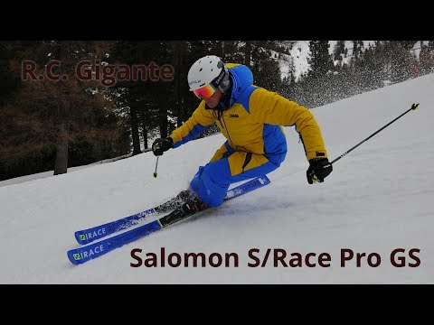 SALOMON SCI SRACE MT+Z12 GW 20192020