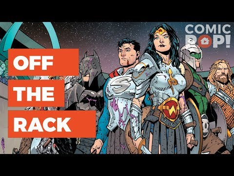 DC Metal First Issue Review and Reaction
