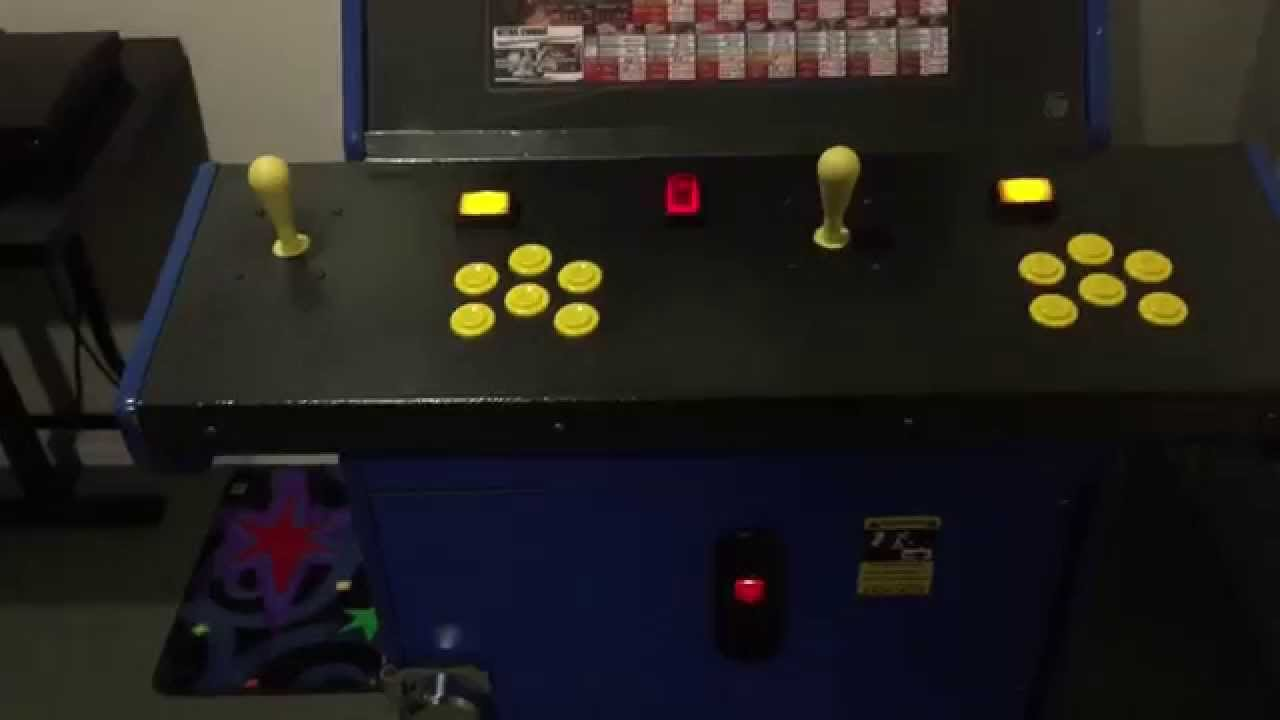 Ultra Street Fighter 4 PS3 Arcade Machine, IL EuroStick Review ...