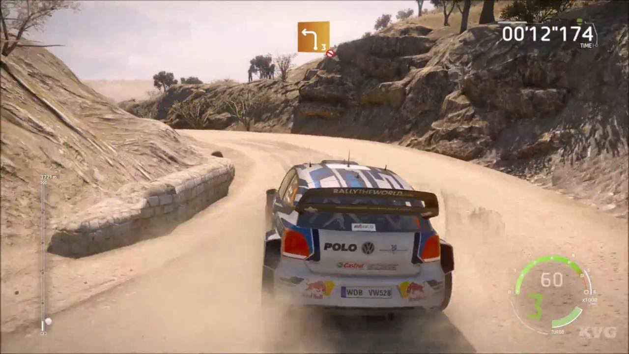 wrc 6 fia world rally championship gameplay pc hd. Black Bedroom Furniture Sets. Home Design Ideas
