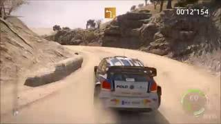 WRC 6 FIA World Rally Championship Gameplay (PC HD) [1080p60FPS]