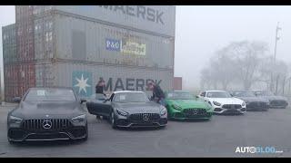 Los nuevos Mercedes-AMG llegaron a la Argentina - Autoblog.com.ar