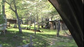 Griner Brothers s house and barn movie Deliverance