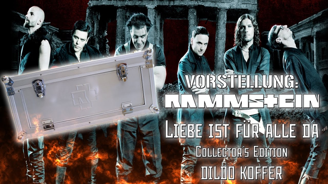 Vorstellung Rammstein Liebe Ist Fur Alle Da Deluxe Edition