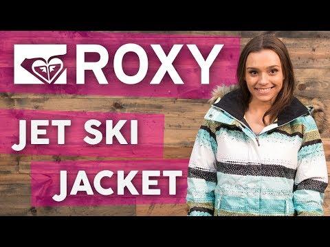 1126653d7d8 2018 Roxy Jet Ski Snowboard Jacket - Review - TheHouse.com - YouTube