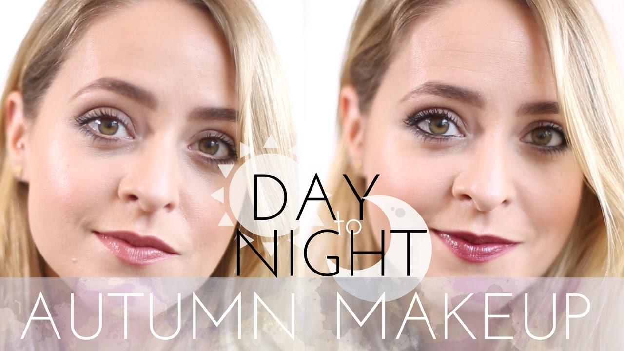f800594b198 Autumn Day-to-Night Makeup Tutorial | Fleur De Force (ad) - YouTube
