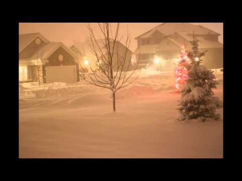 December 9th Snow Storm Time Lapse