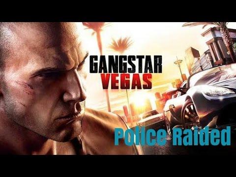 GangstarVegas | Police Raided | INDONESIAN GAMEPLAY #2