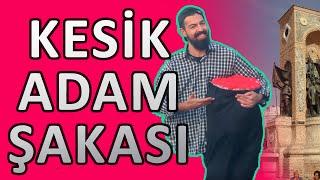 Kesik Adam İlizyon Şakası  - VASP