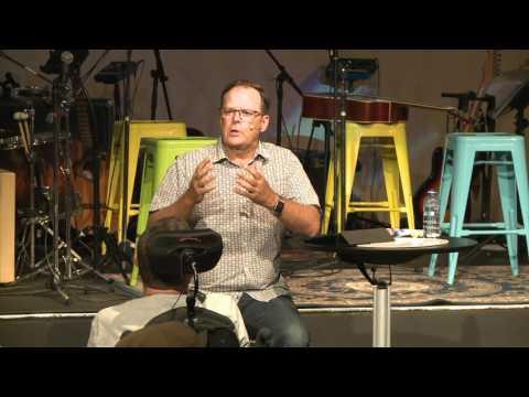 Pastor Phil & Lenore Camden share on Motor Neurone Disease and their faith Part 3