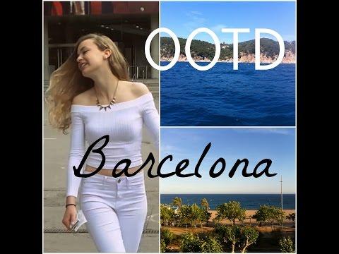 OOTD Barcelona