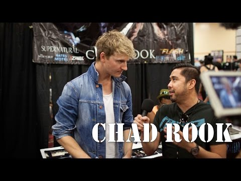 The Flash's Chad Rook Exclusive   Talks Season Finale, New Movie and More!