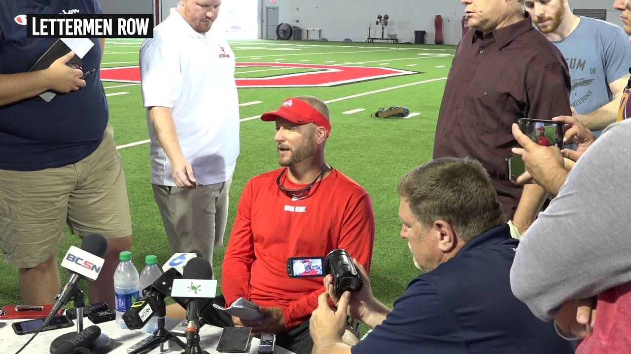 Mike Yurcich: Ohio State quarterbacks coach evaluates ...