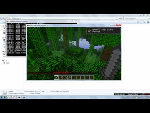 видео: Как создать свой сервер minecraft + открыть порты + постоянный ip.