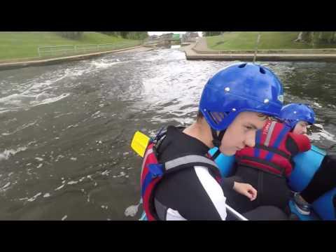 White Water Rafting Nottingham