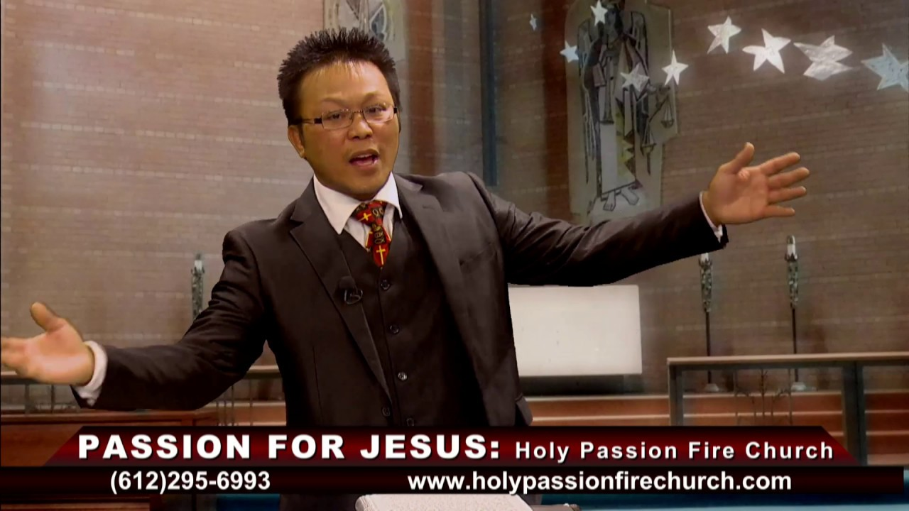 HOLY PASSION FIRE: We are in the time of the Holy Spirit with Pastor Erwin Lopez.