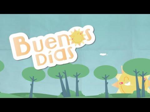 La Canción De Los Buenos Días Despierta Con Babyradio Youtube