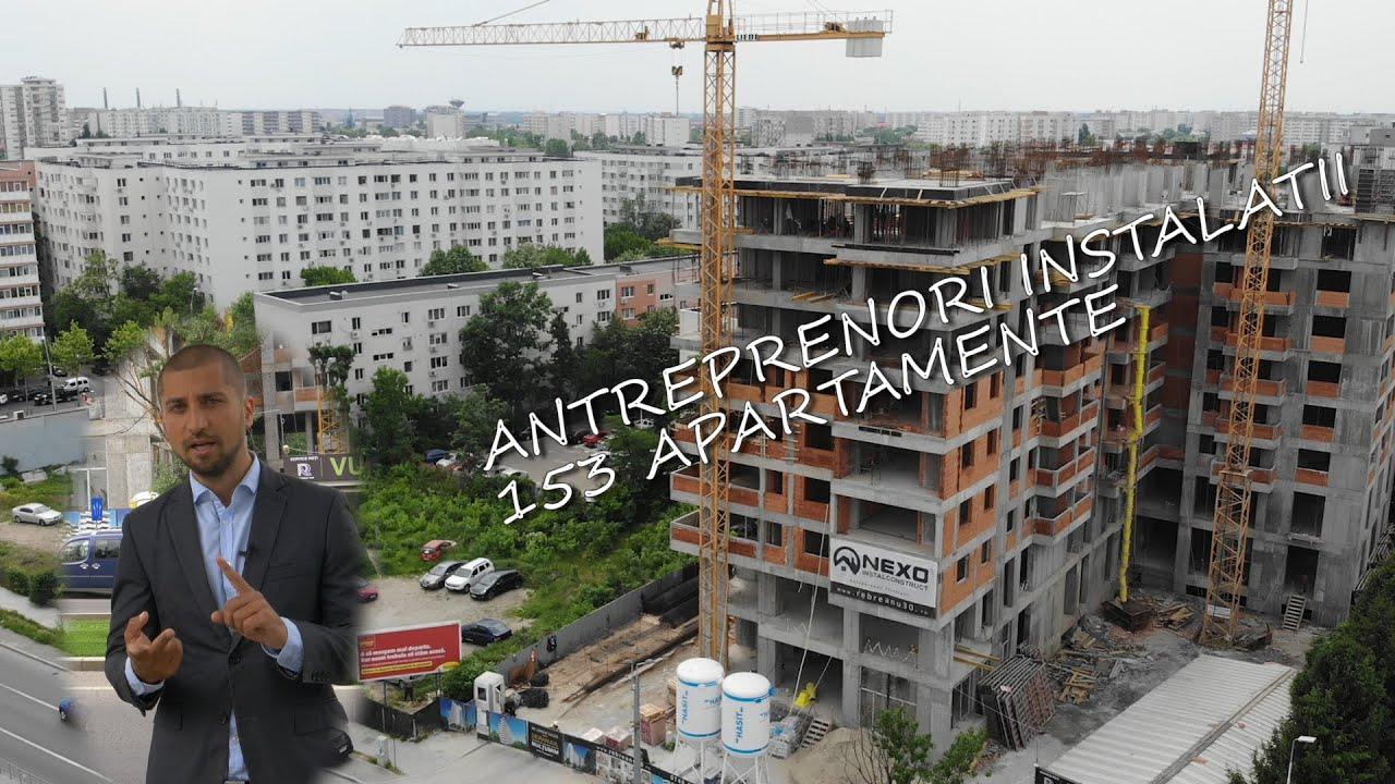 Cum lucrăm ca Antreprenori Instalații pentru 153 apartamente? - LTV #Nexoinstal - EP.117✔️