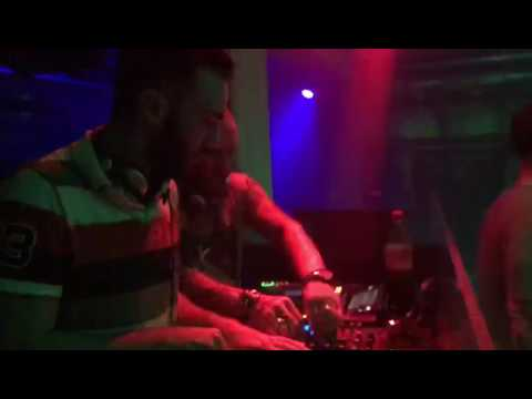 Alvarez & Tacto @ Crazy Techno Bunny - Crystal Club Cologne - 02-04-2017