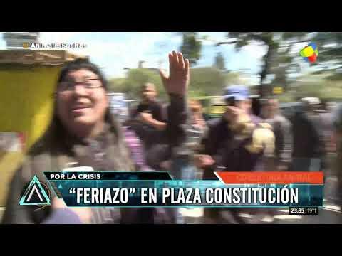 Feriazo en Constitución por la crisis