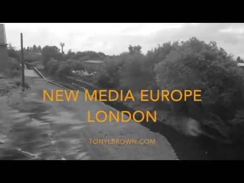 New Media Europe 2016 | Standard Procedure With Tony Brown | 001